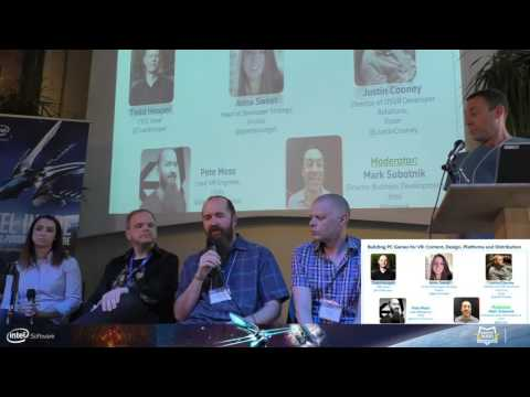 Buzz Seattle: Building PC Games for VR: Content, Design, Platforms and Distribution