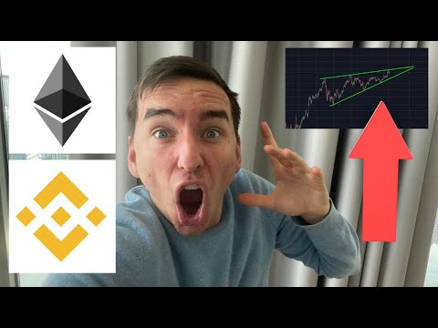 ETHEREUM EXPLODING & NOBODY IS TALKING ABOUT THIS BITCOIN PATTERN!!!!!! [BNB, ETH]