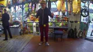 Thomas Bounce Juggler - Oddballs Session