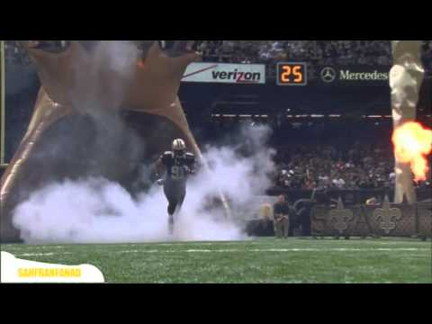 Will Smith Super Bowl Season Highlights (2009) - NFL HD - New Orleans Saints