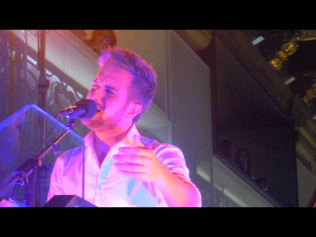 PABLO ALBORAN - Quien - ShowCase FlagShip Store - Madrid 27/11/2012 Videos De Viajes