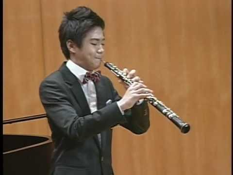 Antonio Vivaldi sonata for Oboe and Continuo in c minor, RV53
