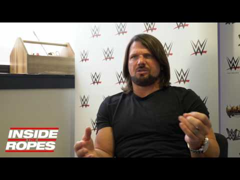 AJ Styles talks rumours of him going to RAW in WWE Superstar Shakeup