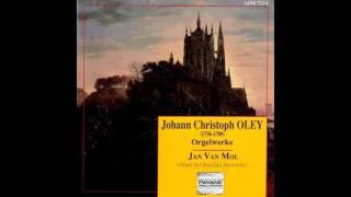 """Jan Van Mol - Choralvorspiel """"Treuer Gott, ich muß dir klagen"""""""