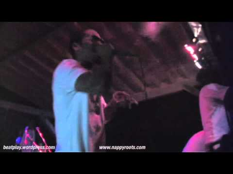 """Nappy Roots - """"Po' Folks"""" Live @ the THC Music Fest"""