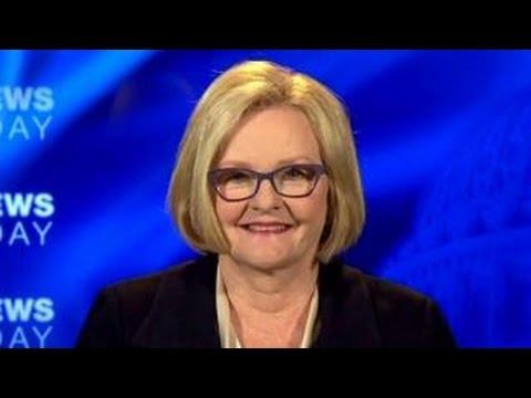 Sen. Claire McCaskill on whether Clinton can keep momentum