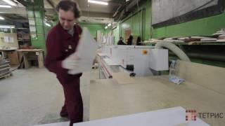 Кромление ЛДСП. Изготовление кухонь и шкафов-купе на заказ в Санкт-Петербурге.(, 2016-12-13T11:31:34.000Z)