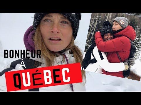 Des belles découvertes à Quebec...