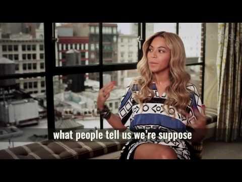 Beyonce's Inspirational Video