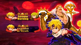 😱¡SE FILTRA DEMON RED MELIODAS *PROXIMOS BANNERS* ESCANOR?!😱 Seven Deadly Sins: Grand Cross