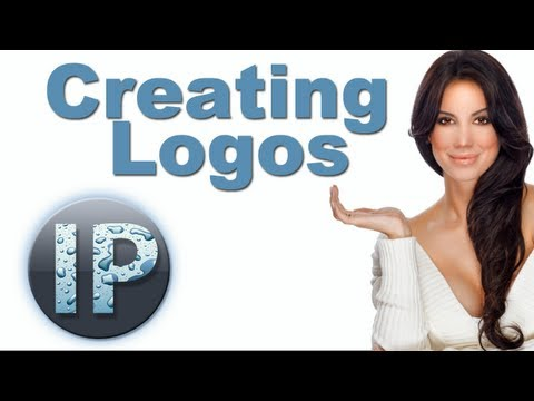 Photoshop Elements 10, 11 Creating Logos Photoshop Elements Tutorial