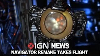 IGN News - Flight of the Navigator Remake Takes Off