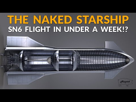 SpaceX Starship SN6 to fly in less than a week!?, Starlink Speed Results, Saocom 1B, Ariane 5/MEV-2
