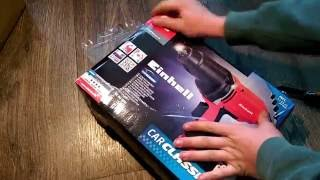 Unboxing:cheap impact wrench + Revieuw (Einhell CC-IW 950)
