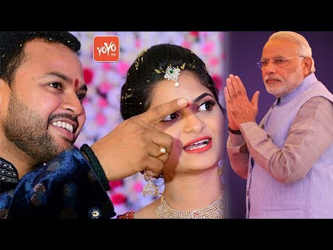 PM Narendra Modi Attended to MP Rammohan Naidu Reception in Delhi | Sujana Chowdary | YOYOTV Channel