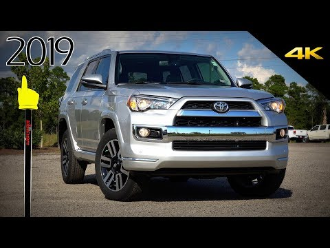 2019 Toyota 4Runner Limited - Ultimate In-Depth Look in 4K