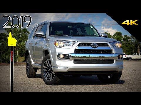 2019 Toyota 4Runner Limited - Ultimate In-Depth Look in 4K