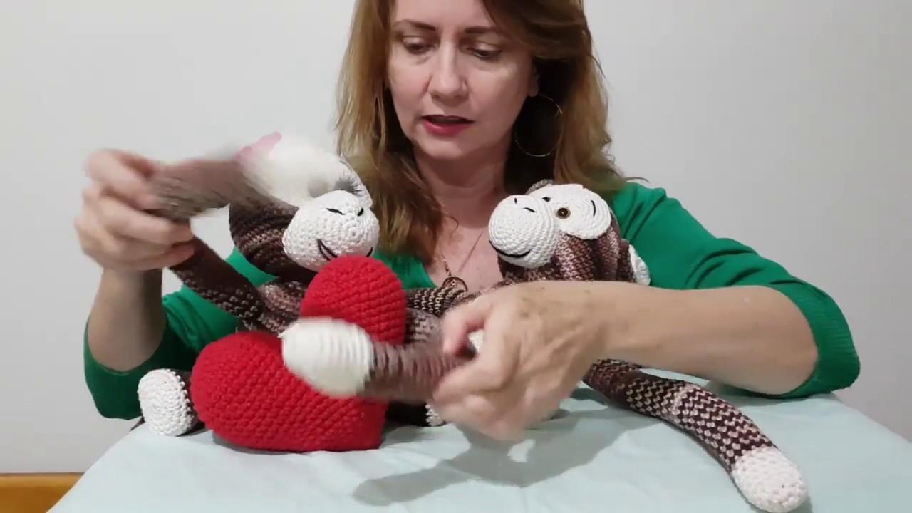 Ideias de Bichinhos de Amigurumi – Meu Mundo de Crochê | 720x1280
