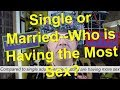 TRUTH OR MYTH: Single or Married - Who is Having More Sex?
