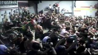 Earth Crisis Last Show @ Hellfest 2001