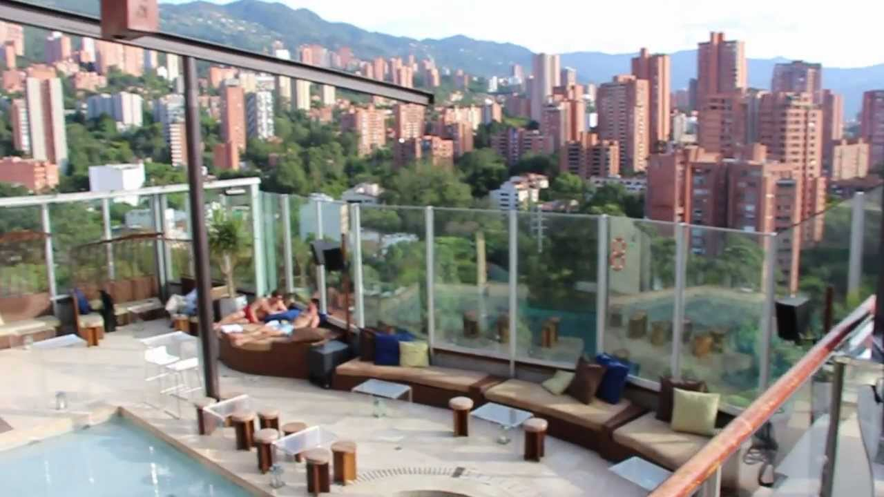The Charlee Hotel Review And Tour Parque Lleras Medellin Colombia You