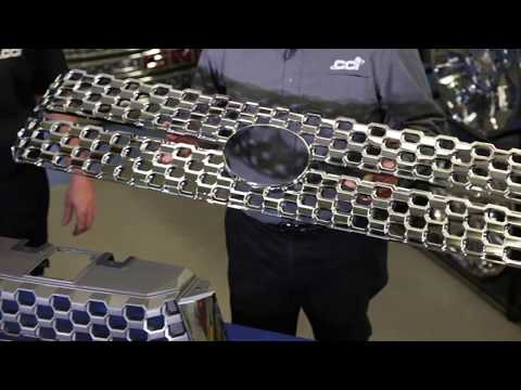 INSTALLATION: GI151 Grille Overlay for the Toyota Tundra