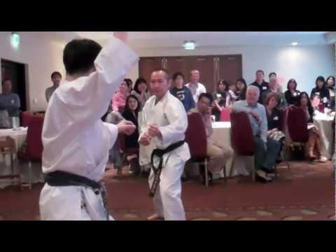 Takeshi Kitagawa Shotokan Karate