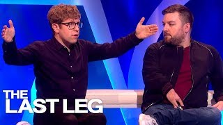Josh Widdicombe Rants about HS2 | The Last Leg