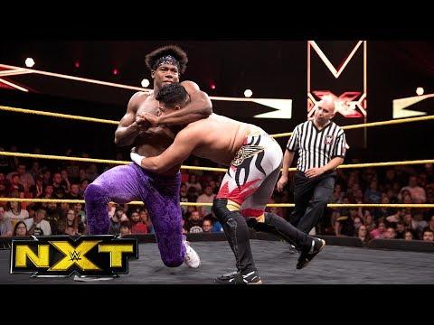 Velveteen Dream vs. Raul Mendoza: WWE NXT, June 14, 2017