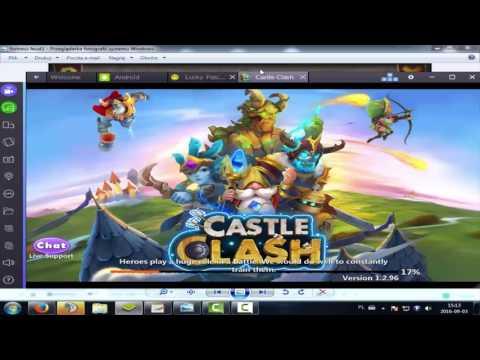 Castle Clash. Fortress Feud, Przypomnienie Co I Jak + Bugi