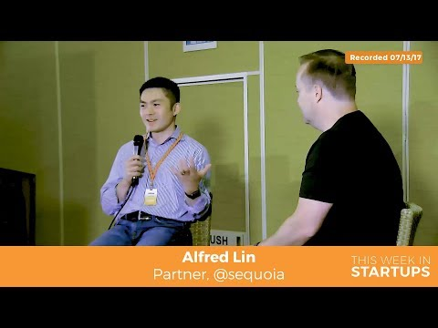 Sequoia Alfred Lin on importance of backing founders w/mission ...