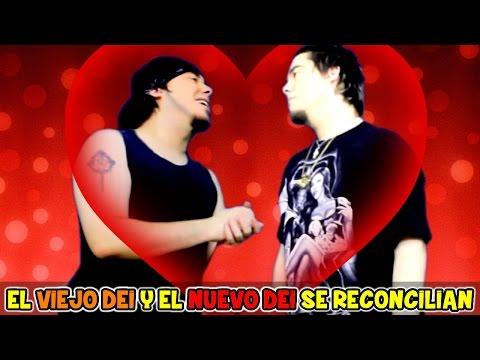 EL VIEJO DEI Y EL NUEVO DEI SE RECONCILIAN ♥