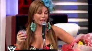 Showmatch 2011 - Graciela Alfano y Aníbal Pachano se dijeron de todo