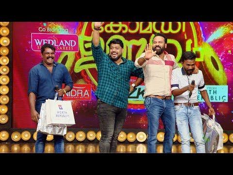 Flowers TV Comedy Utsavam Episode 90