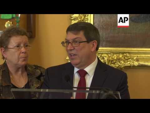 Cuba against foreign interference in Venezuela