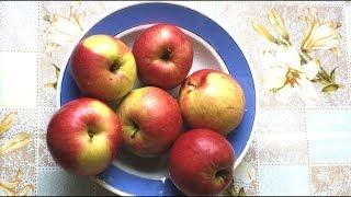 Начинка из яблок. Домашняя выпечка.(, 2014-07-04T16:33:16.000Z)
