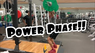 Starting A New Lifting Phase!! Video