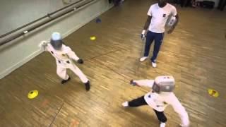 """La pratique du sport avec le programme """"Kinder s"""