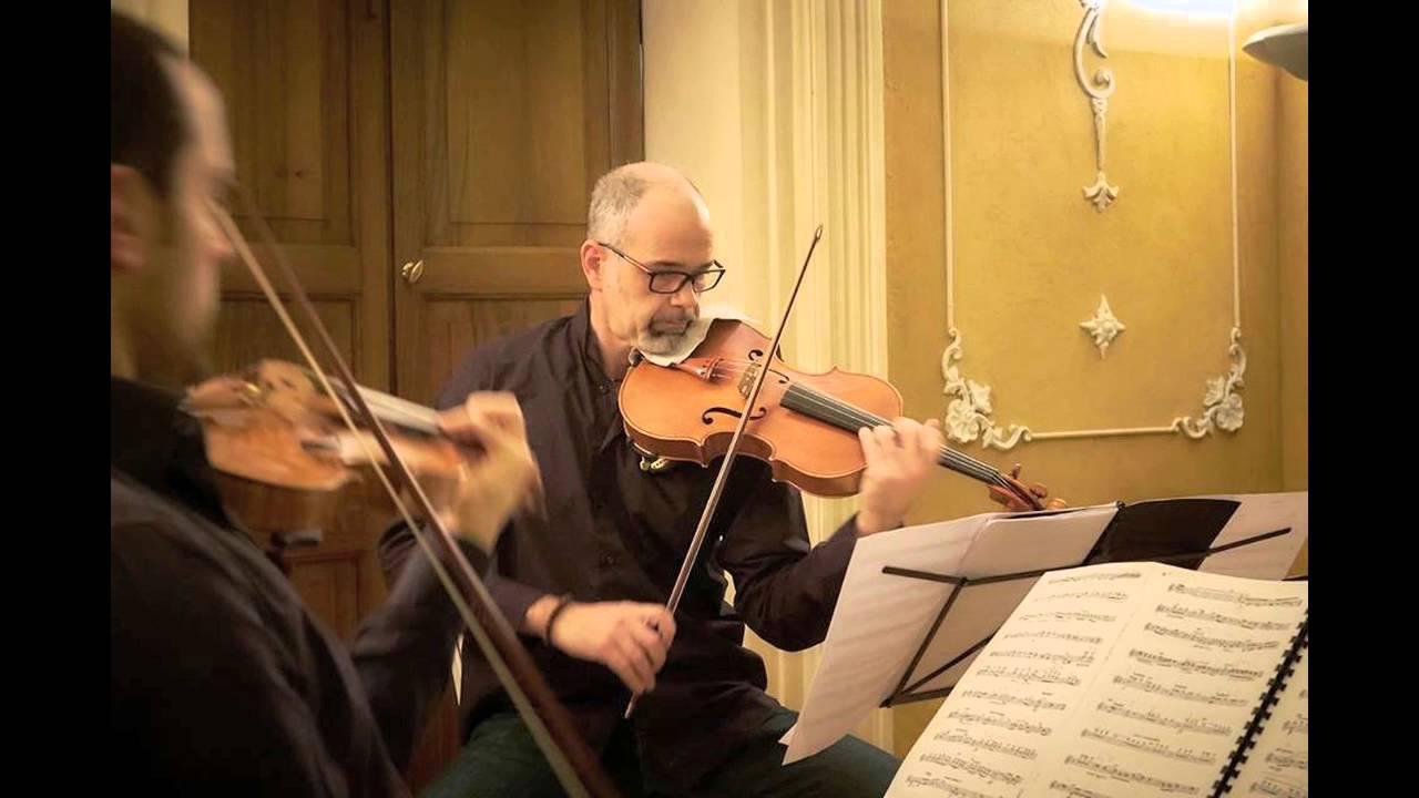 Ensemble Concordanze - Gideon Klein: Trio per archi. III. Molto Vivace