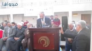 بالفيديو : 10 آلاف جنيه من رئيس الجمهورية لكل عروسين من الأيتام فى محافظة شمال سيناء