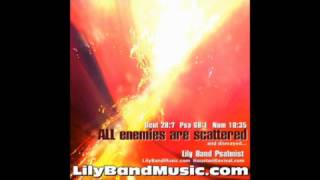 ALL enemies are scattered - Prophetic Worship CD MP3 Download - Lily Band Psalmist