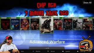 Mi experiencia con el Chip RGH Xbox 360 l Kabuto TV