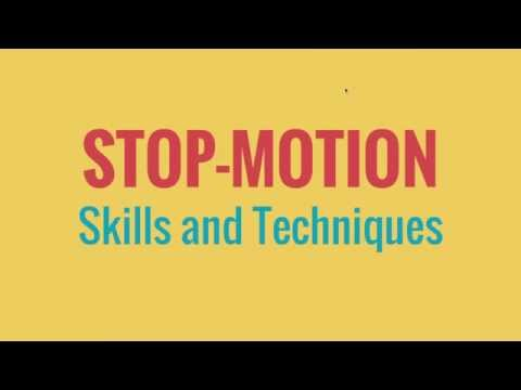 Stop Motion Lesson