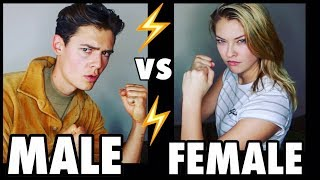 MALE vs. FEMALE Modeling: Money, Sex, Walk! What is better?! [with India Gants]
