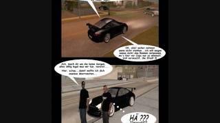 gta San Andreas - Rache beim Grand Prix - Comic (Movie-Edition) by Onkel Sega