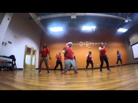 """Bun It Up"" by Yellowclaw feat. Beenie Man #CLUBYoncé #DanceFitness #AnytimeFitness"