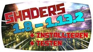 *2019* Minecraft Shaders Mod 1.13.2 downloaden & installieren! [Deutsch/4K] TUTORIAL