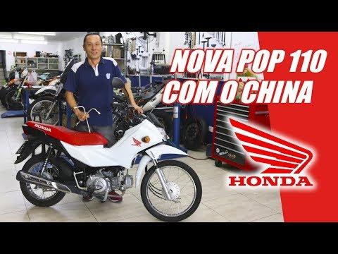 Honda Pop 110i 2019 é A Moto Mais Vendida Do Primeiro Semestre No Brasil