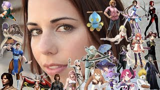 """The Many Voices of """"Laura Bailey"""" In Video Games"""