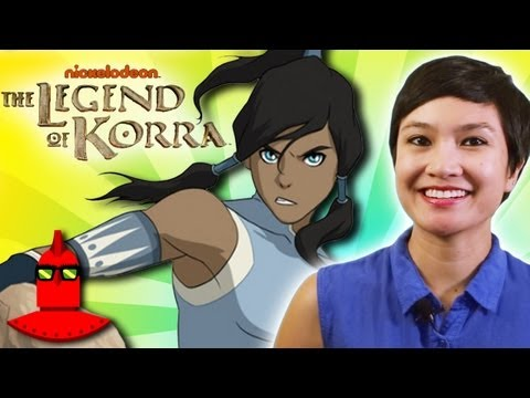 The Legend of Korra Book 2: Spirits - Toon Buzz on Channel Frederator (Ep. 14)